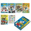 Box Quadrinhos Disney Donald - Edições 0 a 4
