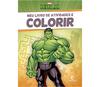 Meu Livro de Atividades e Colorir Hulk Pop