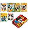 Box Quadrinhos Disney Mickey - Edições 0 a 4