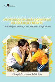 Professor em Ação Dramática na Educação Infantil: