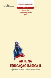 Arte na educação básica (Vol. 2)