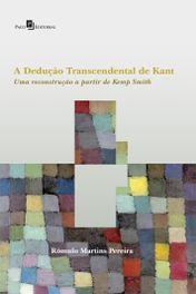 A Dedução Transcendental de Kant