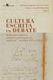 Cultura Escrita em Debate