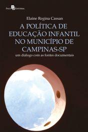 A política de educação infantil no Município de Campinas-SP