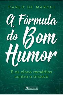 Livro A Fórmula do bom humor
