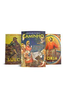 Coleção São Josemaria Escrivá: clássicos de meditação