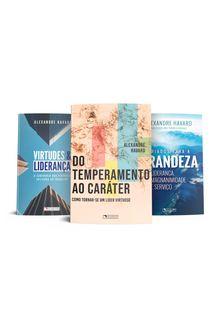 Coleção Alexandre Havard: o líder virtuoso (3 volumes)