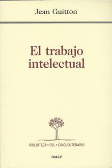 Trabajo intelectual, El