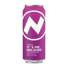 Cerveja It´s Me, Nelson 473ml