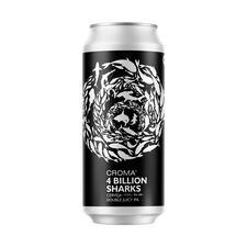 Cerveja 4 Billion Sharks - 473ml