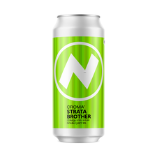 Cerveja Strata Brother - 473ml