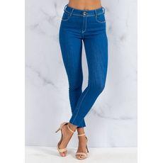 Calça Jeans Skinny Azul índigo