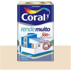 LATEX CORAL RENDE MUITO PALHA 18LT