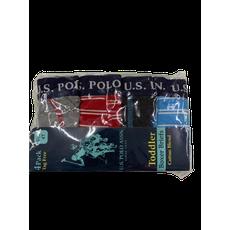 Kit 4 Cuecas Polo