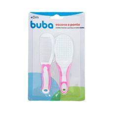 Escova E Pente Baby Buba