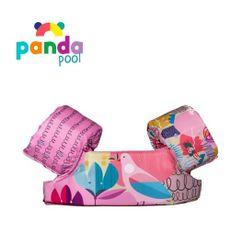Boia Pássaros Panda Pool
