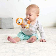 Brinquedo Chocalho Com Mordedor Leonardo Tiny Love