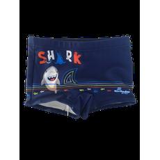 Sunga Box Tubarão Azul Escuro Rio Ondas