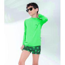 Blusa De Proteção Verde Claro Rio Ondas