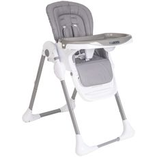 Cadeira De Alimentação Smile Cinza Kiddo
