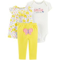 Trio Floral Child Of Mine By Carter's