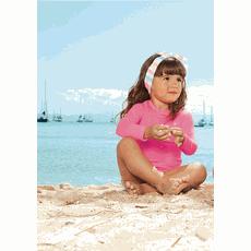 Blusa De Proteção Rosa Neon Up Baby