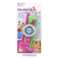Kit 2 Canudos de Substituição Com Válvulas Para Copo Click Lock Munchkin
