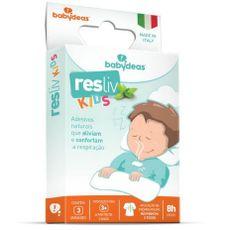 Resliv Kids Solução Natural Para Congestão Nasal Babydeas
