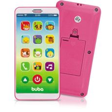 Baby Phone Rosa Buba