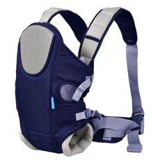 Canguru Confort Line Azul KaBaby