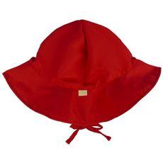 Chapéu Vermelho 50+FPU Ecokids Place