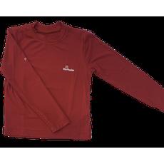Blusa De Proteção Vermelha Escuro Rio Ondas