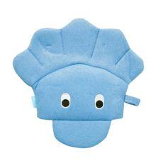 Esponja Infantil Para Banho Polvo Clingo