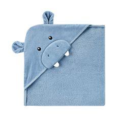 Toalha Com Capuz Hipopótamo Carter's