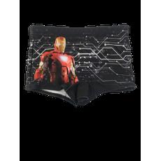 Sunga Box Homem De Ferro Preto Doutex