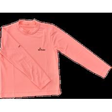 Blusa De Proteção Rosa Fluor Rio Ondas