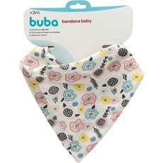 Bandana Baby Flores Buba