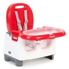 Cadeira De Alimentação Mila Vermelho Infanti
