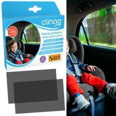 Película Protetora Solar Para Carro Clingo