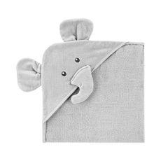 Toalha Com Capuz Elefante Carter's