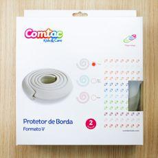 Protetor De Borda Formato V Comtac Kids & Care