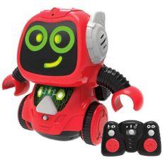 Robô Brinquedo Interativo Bilíngue Winfun