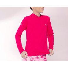 Blusa De Proteção Vermelho Goiaba Rio Ondas