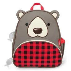 Mochila Zoo Pack Blake Bear Skip Hop
