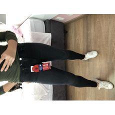 Calça Jeans FIT FOR ME - Jeans Preta