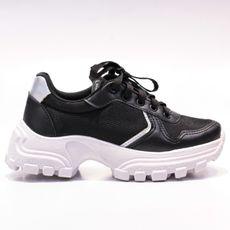 Tênis Energy Sneaker Preto - 4019A