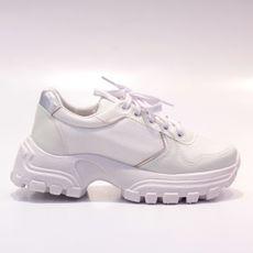 Tênis Energy Sneaker Branco - 4019A