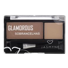 Sombra Para Sobrancelha Glamorous Jasmyne B