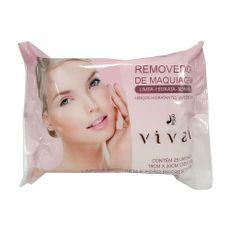 Removedor de Maquiagem Vivai