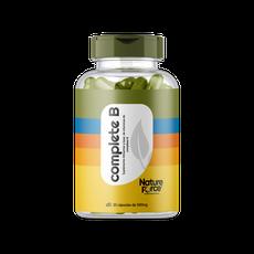 Vitamina Complexo B (COMPLETE B) 500MG 30 CÁPS